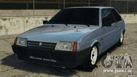 Vaz-2108 Spoutnik pour GTA 4