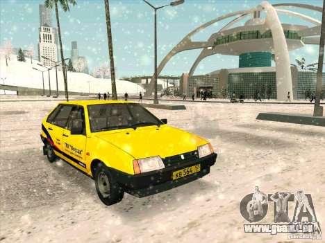 VAZ 21093i TMK Afterburner pour GTA San Andreas