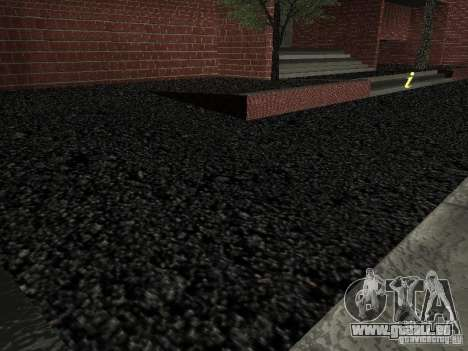 Nouvel hôpital de textures pour GTA San Andreas cinquième écran