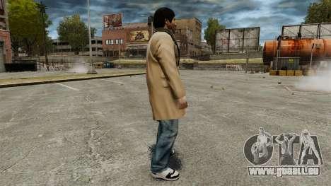 Jackie Chan pour GTA 4 secondes d'écran