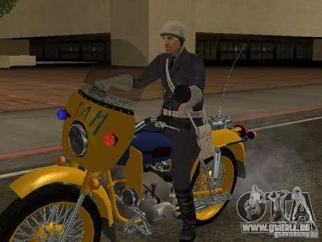 Police de l'URSS pour GTA San Andreas