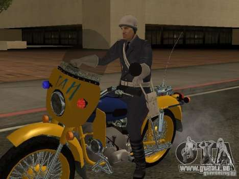 Polizei der UdSSR für GTA San Andreas