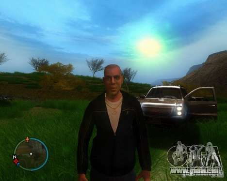 Project Reality mod beta 2.4 pour GTA San Andreas quatrième écran
