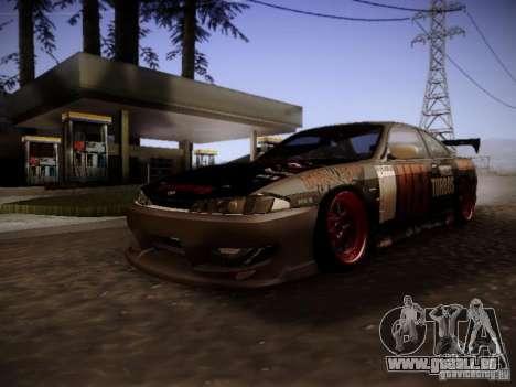 Nissan Silvia S14 Hell pour GTA San Andreas