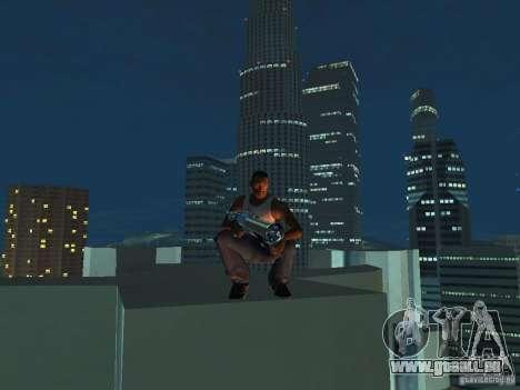 Weapons Pack pour GTA San Andreas huitième écran