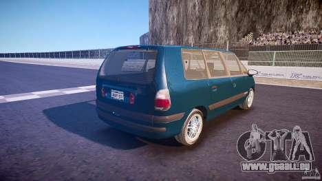 Renault Grand Espace III für GTA 4 obere Ansicht