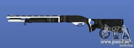 Shotgun pour GTA 4 troisième écran