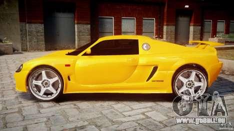 Watson R-Turbo Roadster für GTA 4 linke Ansicht