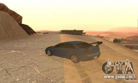 New Drift Zone für GTA San Andreas fünften Screenshot