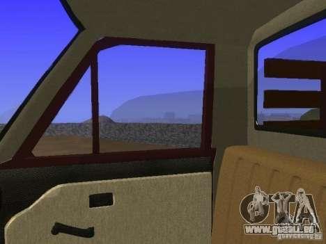 Mazda Familia 800 Pickup für GTA San Andreas Seitenansicht