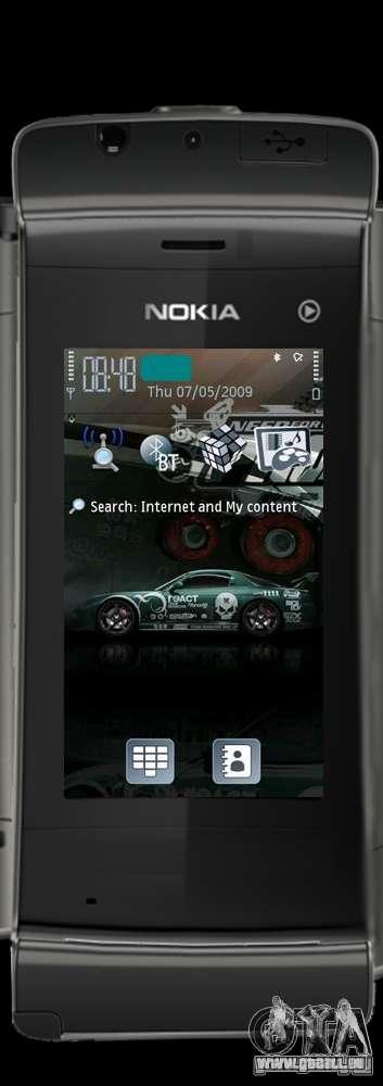 Nokia 5250 für GTA San Andreas