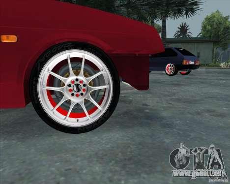 VAZ 2109 Drift für GTA San Andreas rechten Ansicht