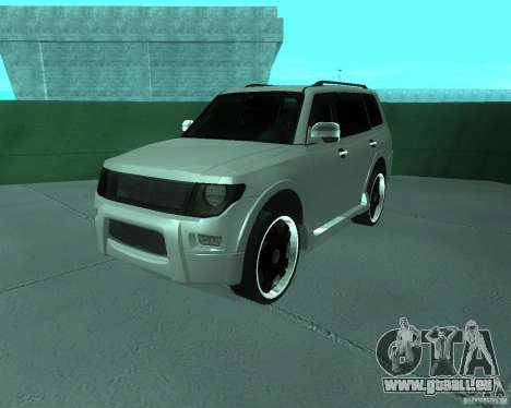 Mitsubishi Pajero STR I pour GTA San Andreas