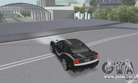 Saleen S281 Pack 2 pour GTA San Andreas vue de droite