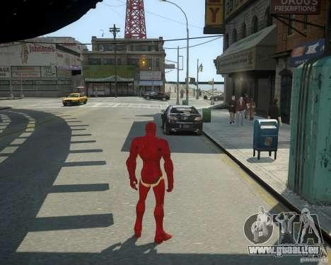 Iron Man Mk3 Suit für GTA 4 fünften Screenshot