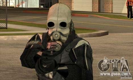 Police Man pour GTA San Andreas deuxième écran