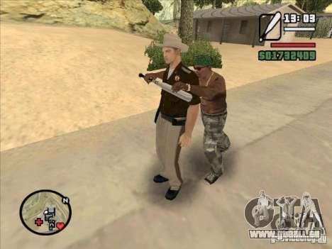 Briser la colonne vertébrale d'une chauve-souris pour GTA San Andreas