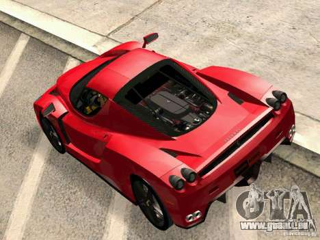 Ferrari Enzo Novitec V1 pour GTA San Andreas vue de droite