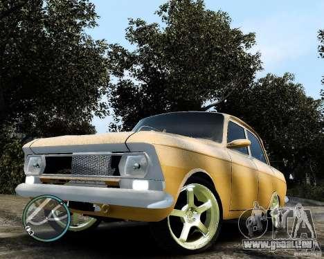 Moskvič 412 Street Racer [Alpha] für GTA 4