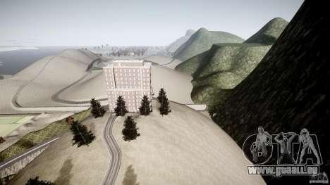 Liberty Green pour GTA 4 dixièmes d'écran