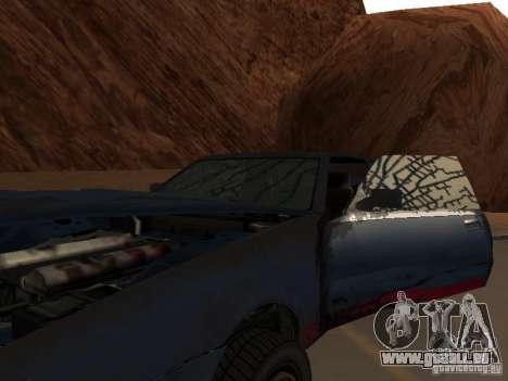 Rusty empereur de GTA 4 pour GTA San Andreas vue intérieure