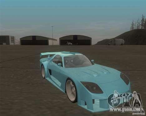 Mazda RX-7 Veilside Fortune pour GTA San Andreas