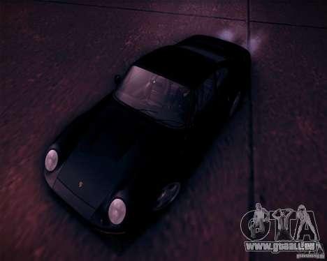 Porsche 959 1987 für GTA San Andreas Unteransicht
