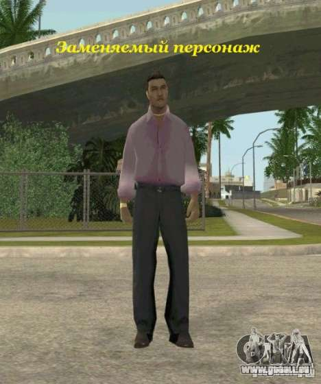 Assassins skins für GTA San Andreas neunten Screenshot