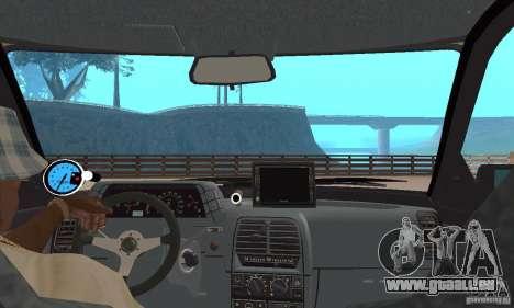 LADA 21103 1.1 für GTA San Andreas Rückansicht