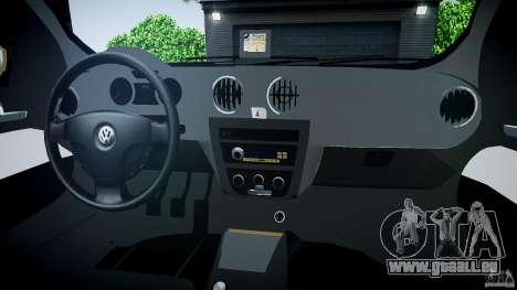 Volkswagen Gol 1.6 Power 2009 für GTA 4 Seitenansicht