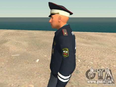 Major DPS pour GTA San Andreas cinquième écran