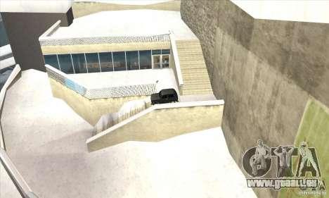 Vols à Liberty City pour GTA San Andreas cinquième écran