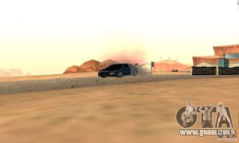 New Drift Zone pour GTA San Andreas