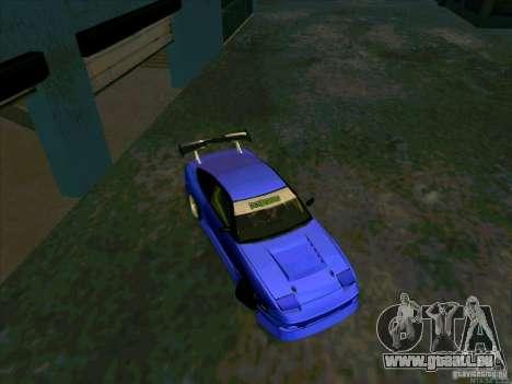 Nissan 240SX Drift Team für GTA San Andreas rechten Ansicht