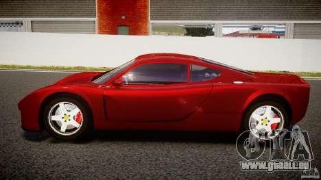 Farboud GTS 2007 pour GTA 4 est une gauche
