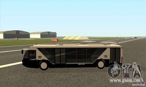 Neoplan Airport bus SA für GTA San Andreas linke Ansicht