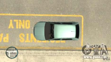 Skoda Fabia für GTA 4 Seitenansicht