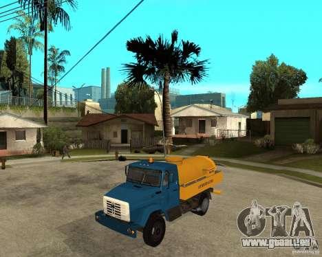 ZIL-433362 Extra Pack 2 für GTA San Andreas
