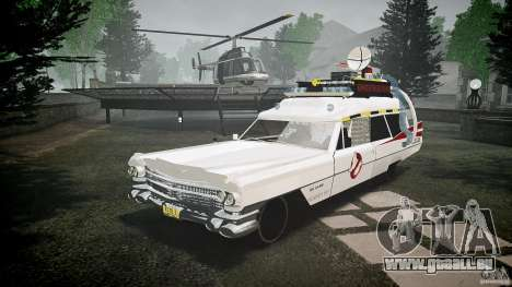 Cadillac Ghostbusters pour GTA 4