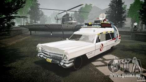 Cadillac Ghostbusters für GTA 4