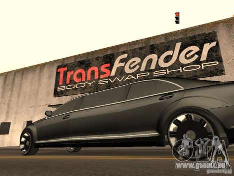 Luxury Wheels Pack pour GTA San Andreas quatrième écran
