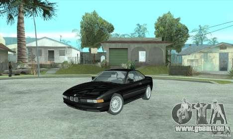 BMW 850i pour GTA San Andreas