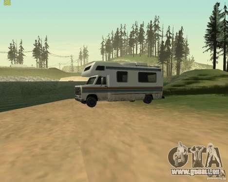 Partei auf die Natur für GTA San Andreas sechsten Screenshot