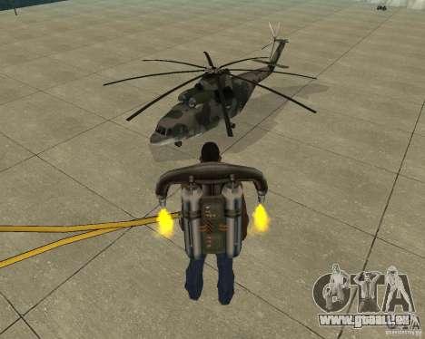 MI-26 pour GTA San Andreas