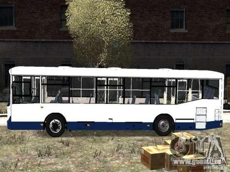 NefAZ-5299 10-15 für GTA 4 linke Ansicht