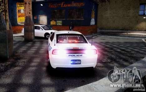 Dodge Charger 2012 Slicktop ELS für GTA 4 linke Ansicht