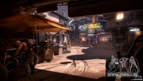 Menus et écrans de chargement RAGE pour GTA San Andreas douzième écran