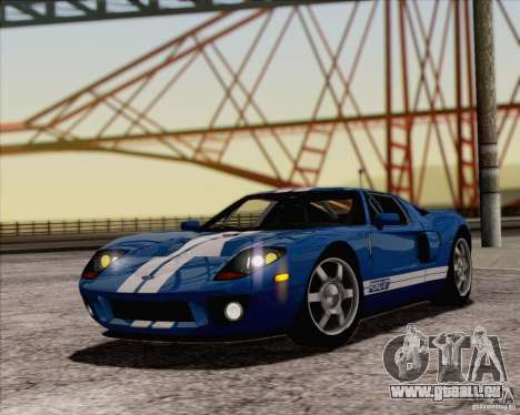 SA_NGGE ENBSeries v1.1 pour GTA San Andreas deuxième écran