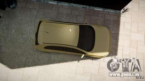 Volkswagen Gol 1.6 Power 2009 für GTA 4 rechte Ansicht