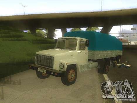 GAZ 3307 für GTA San Andreas